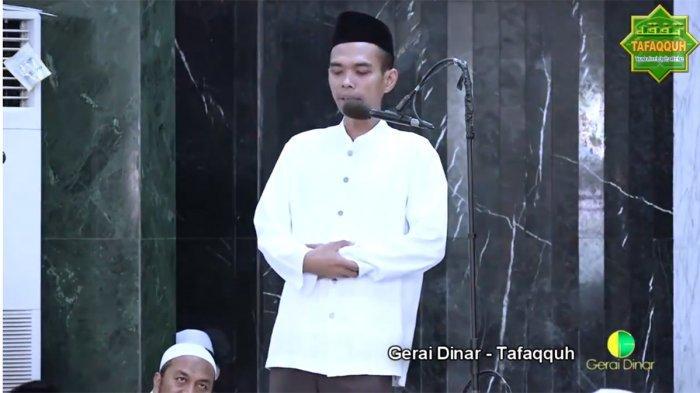 Niat Solat Asar & Jadwal Sholat Asar Hari Ini, Ustadz Abdul Somad Ungkap Keutamaan Salat Awal Waktu