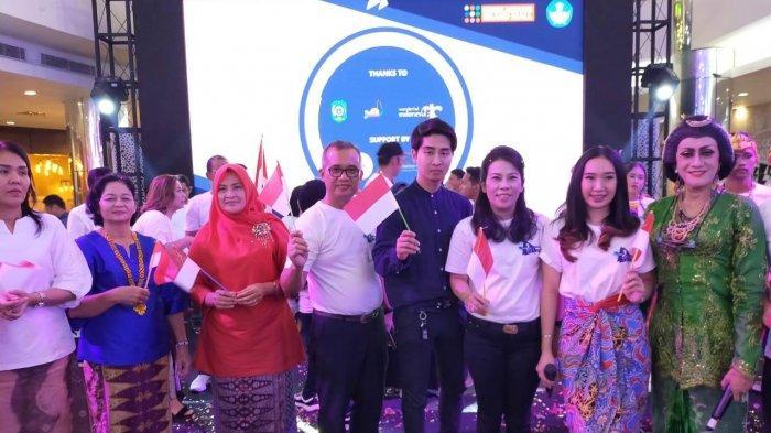 Nini Thowok Kagum dengan Kegiatan Singkawang Menari dan Fashion Parade Singkawang 2019