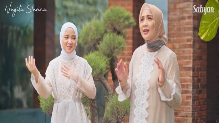 Simak Lirik dan Chord Lagu Ramadan Nissya Sabyan dan Nagita Slavina 2021