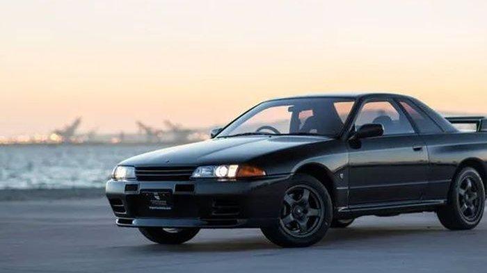 Alasan Nissan Seri GT-R Dijuluki Godzilla dari Jepang ? Bermula Sejak Lahir Nissan Skyline GT-R R32