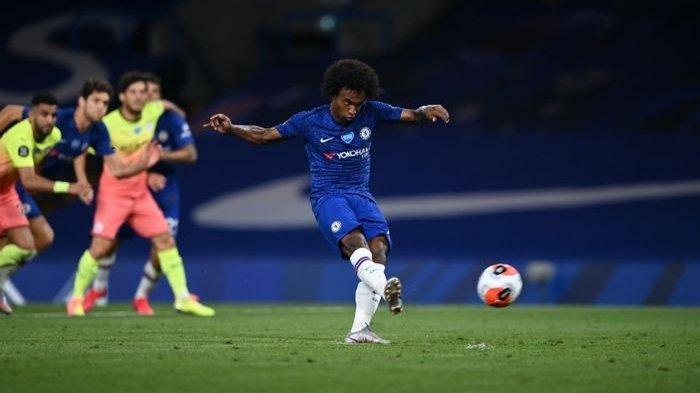 NONTON di HP! Live Streaming Liga Inggris Crystal Palace Vs Chelsea Live MolaTV Pukul 00.00 WIB