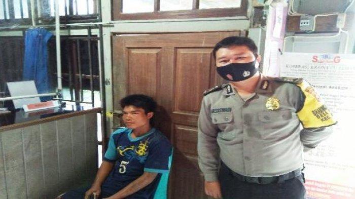 Rutin Laksanakan Kegiatan Patroli Dialogis, Ini Imbauan Bhabinkamtibmas Adoremus Arsiswadi