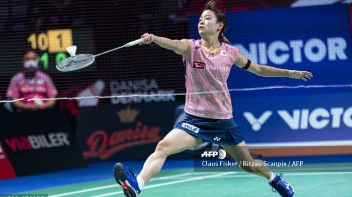 HASIL FINAL Denmark Open 2020 Malam Ini - Jepang Juara Umum Bawa 2 Gelar, Carolina Marin Tumbang