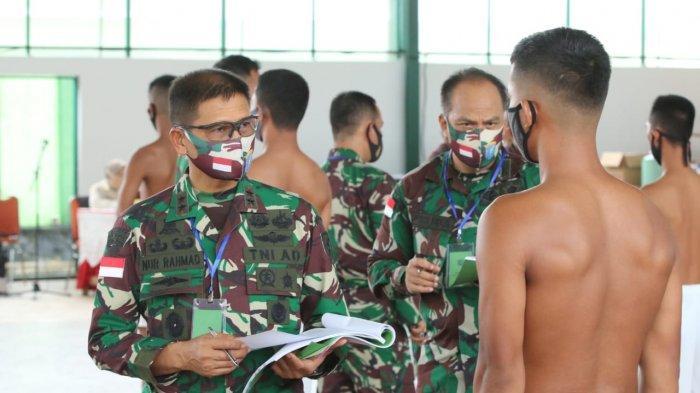 Pimpin Sidang Parade Penerima Calon Bintara TNI AD 2020, Pangdam XII Tegaskan Semua Punya Kesempatan