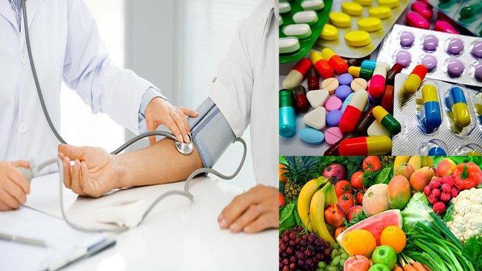 Obat Darah Tinggi di Apotik yang Aman, Cara Mengatasi Tekanan Darah Tinggi dengan Obat & Tanpa Obat