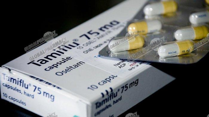 OBAT Oseltamivir Untuk Apa? OBAT Oseltamivir Obat Anti Virus Sembuhkan Batuk Demam Menggigil & Nyeri