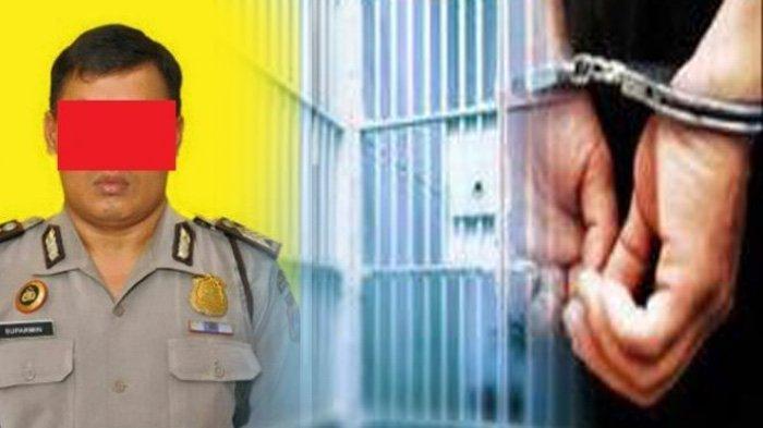 Oknum Polisi yang Larikan Tahanan Ditangkap! Sosok Ilhamsari Jadi Misterius