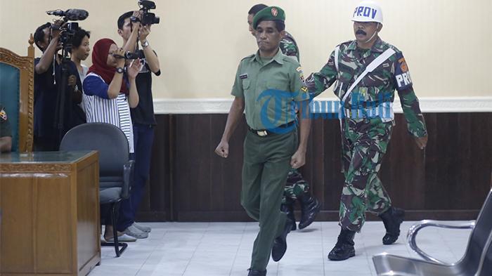 Oknum TNI yang Hamili Dua Putri Kandungnya Pernah Terima Satya Lencana