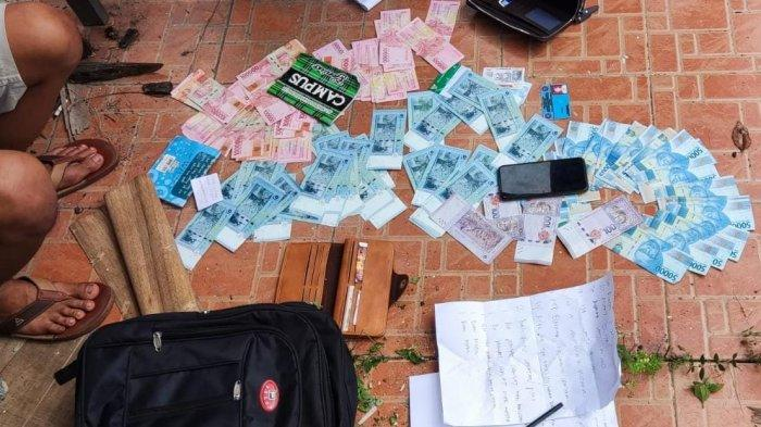 Barang bukti kasus Tindak Pidana Perdagangan Orang diamankan Polisi, Selasa 12 Oktober 2021