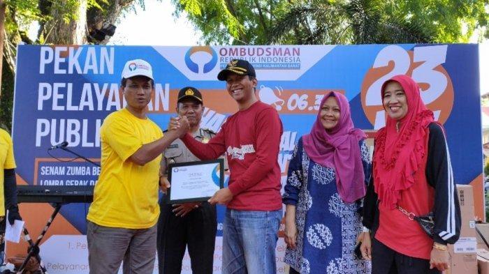 Camat Pontianak Kota Apresiasi Kegiatan Pekan Pelayanan Publik yang Digelar Ombudsman Kalbar