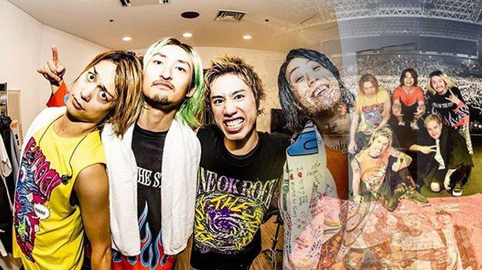 ONE OK ROCK Konser di Jakarta, Fans Malah Pusing   Ternyata Ini Penyebabnya