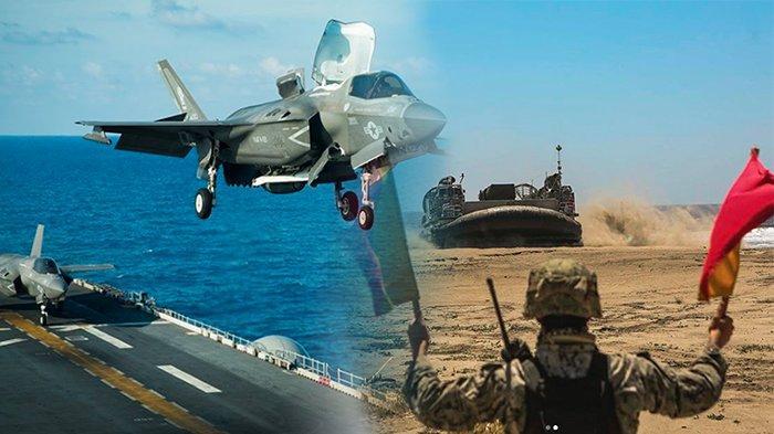 OPERASI Militer Amerika di Laut China Selatan Meningkat, Diplomasi Washington - Beijing Gagal?