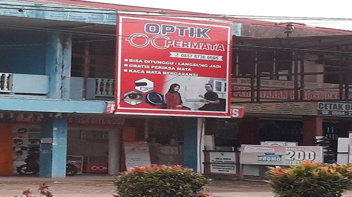 ALAMAT Optik Permata di Kota Sanggau, Disini Lokasinya