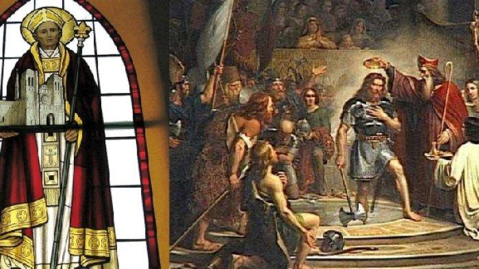 Orang Kudus Katolik 1 Oktober Santo Remigius, Santa Theresia dan Santo Romanus dari Italia