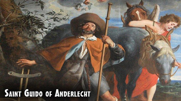Orang Kudus Katolik 12 September 2021 Kisah Nama Tersuci Maria Ibu Yesus dan Santo Guido Anderlecht