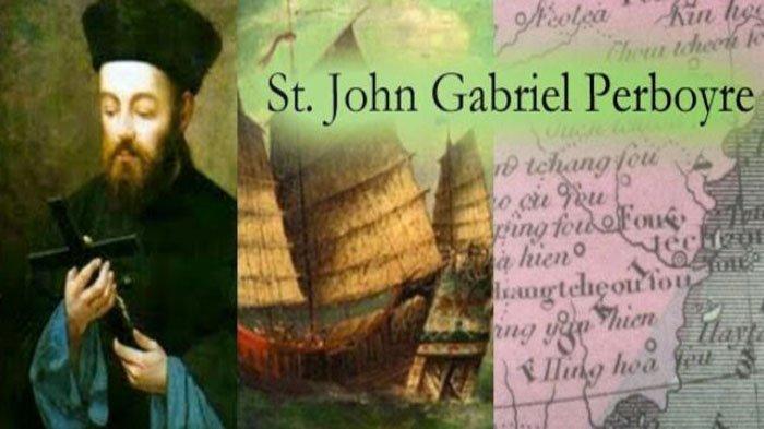 Orang Kudus Katolik 14 September, Perayaan Pesta Salib Suci dan Santo Yohanes Gabriel Dufresse