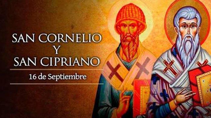 Orang Kudus Katolik 16 September, Kisah Santo Kornelius, Beato Viktor III, Paus dan Santa Eufemia