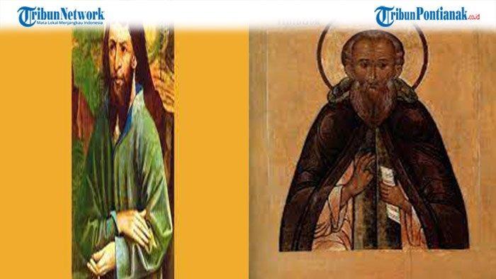 Orang Kudus Katolik 25 September Santo Nikolas dari Flue dan Santo Sergius dari Radonezh