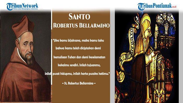 Orang Kudus Katolik Besok Jumat 17 September 2021 Santo Robertus Bellarminus dan Santa Hildegardis