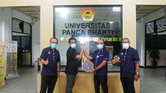UPB Pontianak Terima Bantuan Bus dari Anggota DPR RI