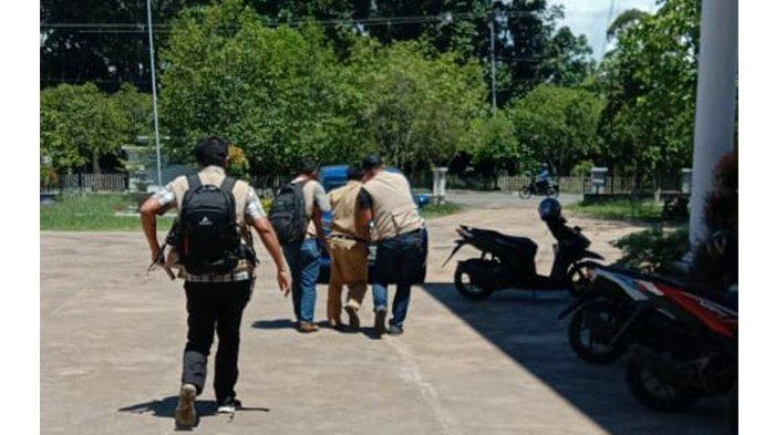 OTT di Dinas PU Ketapang, Direskrimsus Polda Kalbar Sebut Kaitan Pungli Proyek