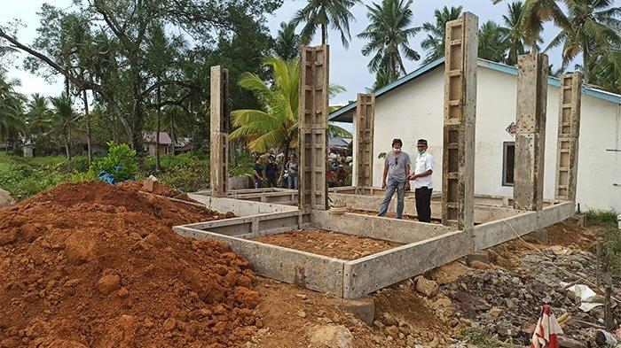 PT Abila Bantu Pembangunan Rumah Korban Meninggal Akibat Bencana Angin Puting Beliung di Singkawang