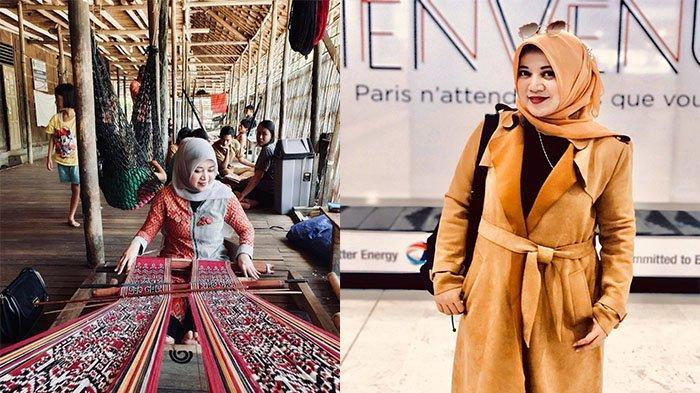 PROFIL Humaira Novriyati, Tinggalkan Karier Mapan di Bank dan Sukses Jadi Pengusaha Konveksi