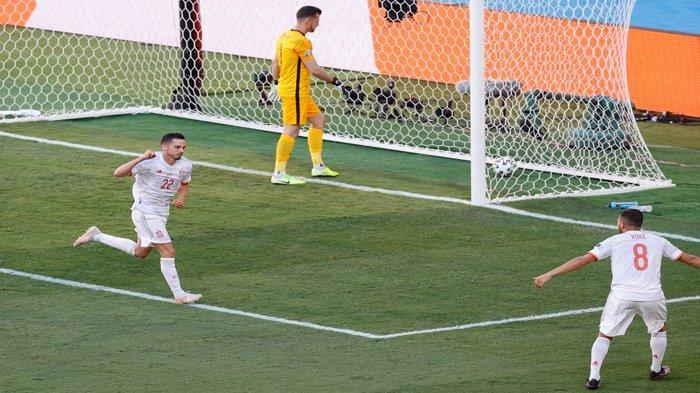 SPANYOL Come Back Sempurna! Kroasia Vs Spanyol Babak 16 Besar Piala Eropa, Swedia Tunggu Lawan