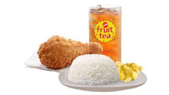 PROMO Kejutan McDonald's Hari Ini 2 Porsi PaNas 1 Seharga 35 Ribu, Prosperity Burger & Dark Choco