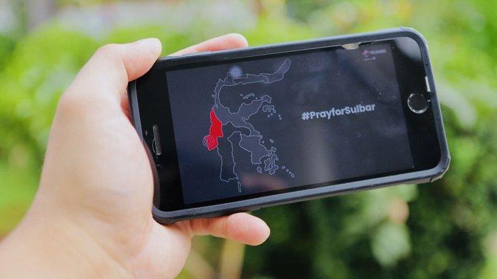 Telkomsel Pulihkan Jaringan di Majene-Mamuju, Bebaskan Telepon dan SMS bagi Pelanggan