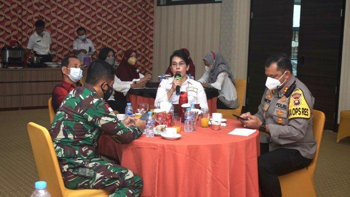 Coffe Morning, Forkopimda Singkawang Bahas Pembelajaran Tatap Muka Ditengah Pandemi Covid-19
