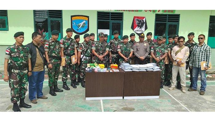Daftar 20 Prajurit TNI Penerima Penghargaan atas Keberhasilan Gagalkan Penyelundupan Narkoba