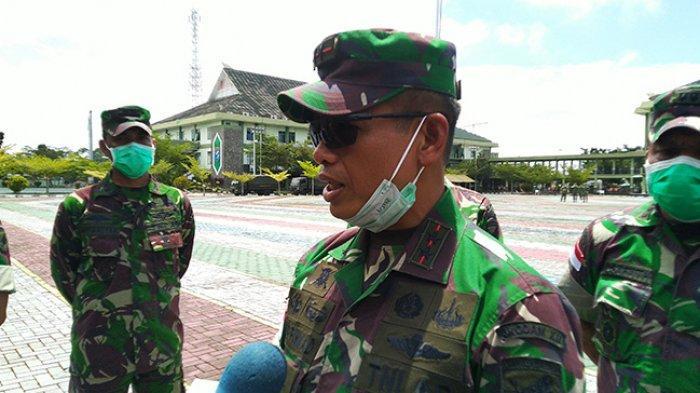 Cegah Corona, Kodam Gelar Penyemprotan Disinfektan Serentak di Kalbar & Kalteng 3 Hari Berturut