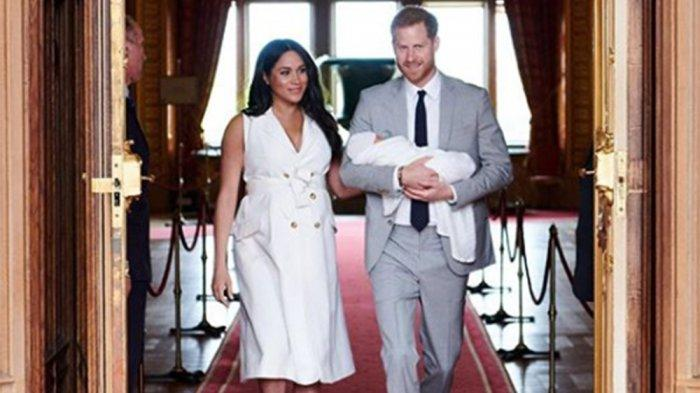 Pangeran Harry dan Meghan Markle Putuskan Mundur dari Kerajaan Inggris, Ratu Elizabeth Kecewa