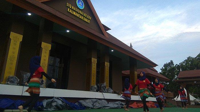 60 Penari Akan Meriahkan Opening Ceremony STQ Nasional di Pontianak
