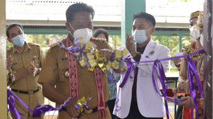 Bupati Sanggau Resmikan Ruang ICU dan IGD Rumah Sakit Parindu