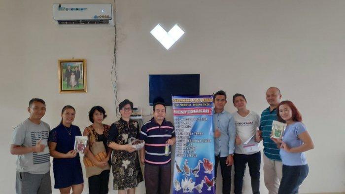 Komunitas UMKM Talino Khatulistiwa Mitra Strategis Kembangkan Ekonomi Berbasis Kerakyatan