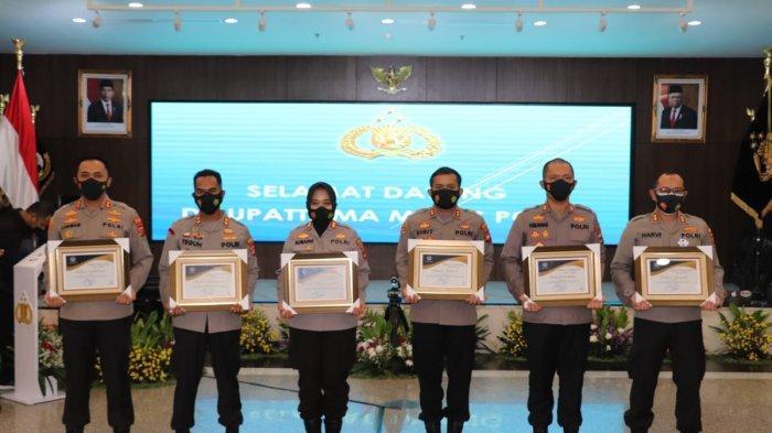 Polres Melawi Raih Penghargaan dari Kementerian Keuangan