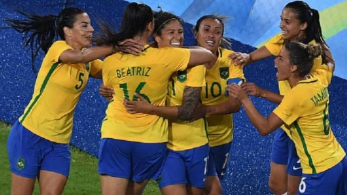 LIVE Score Brasil vs China di Olimpiade Tokyo 2021 Hari Ini Lengkap Head to Head