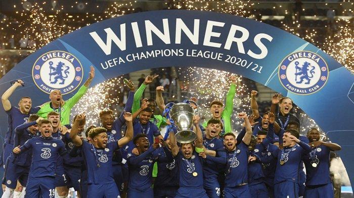 DAFTAR Tim Liga Champions 2021-2022! PSG, Inter, Chelsea, AC Milan Termasuk 5 Tim Liga Spanyol