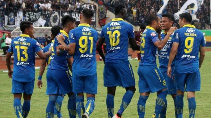 Jadwal Persib Bandung di Asia Challenge 2020 Malaysia