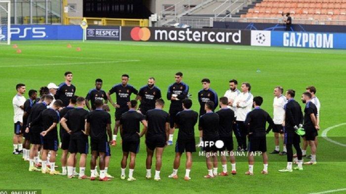 Prediksi Skor Inter Milan vs Real Madrid Malam Ini Liga Champions Lengkap Update Live Score Grup D