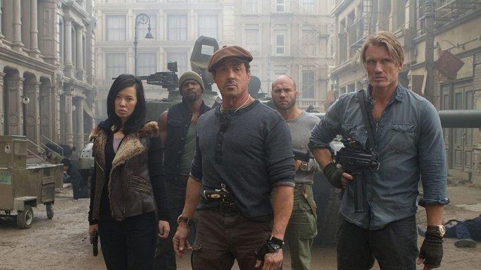 Trailer dan Sinopsis The Expendables 2, Tayang Malam Ini di Bioskop Trans TV, Cek Jamnya!
