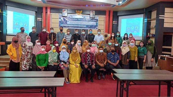 Tim Pkm Prodi Pendidikan Geografi Fkip Untan Gelar Pelatihan Untuk Guru-Guru Geografi Kota Pontianak