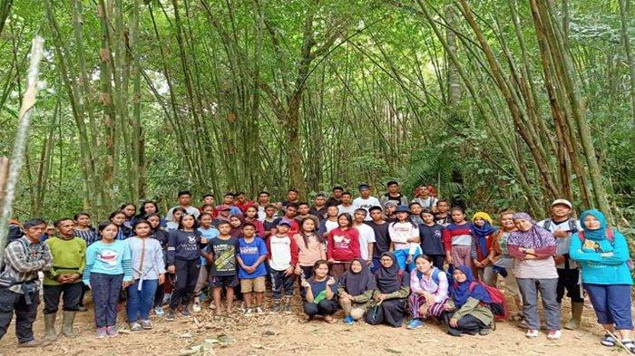 TRIBUNWIKI: Yuk Kenali Riam Jerunjung, Wisata Baru di Kawasan Taman Nasional Gunung Palung