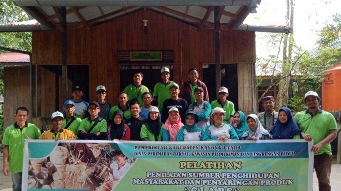 Berkolaborasi Adakan Training of Trainer Awali Potensi HHBK di 12 Desa