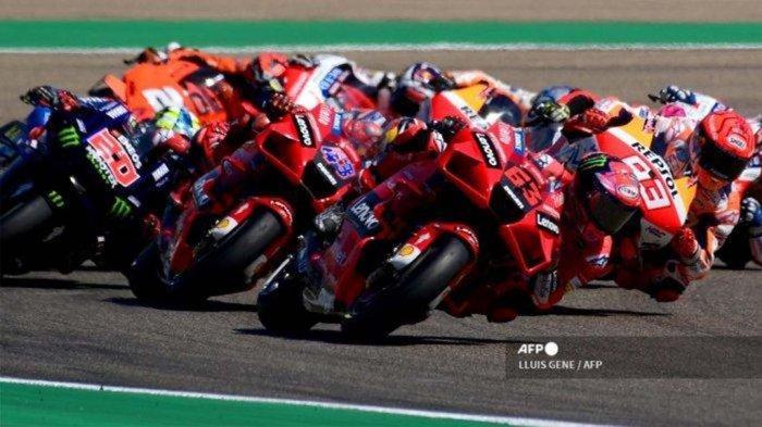 JAM TAYANG MotoGP Emilia Rogmana Hari Minggu & 6 Skenario Fabio Quartaro Pesta Juara Dunia 2021