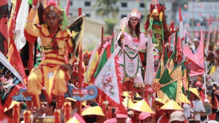 Festival Cap Go Meh Singkawang Bakal Dimeriahkan 824 Tatung, 20 Barongsai dan 9 Naga