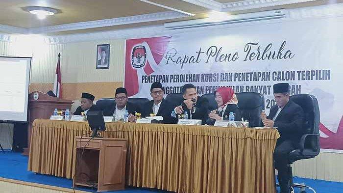 Ditetapkan, Inilah Nama-nama Caleg Terpilih Kabupaten Mempawah Periode 2019-2024