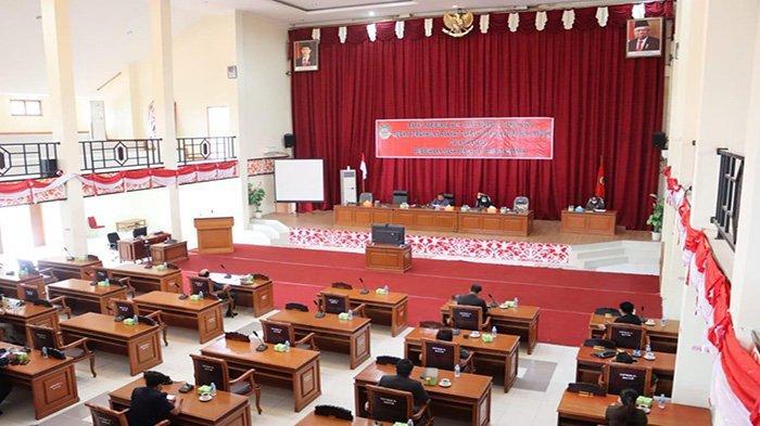DPRD Landak Gelar Rapat Paripurna Terkait Pembukaan Masa Reses dan Penjelasannya